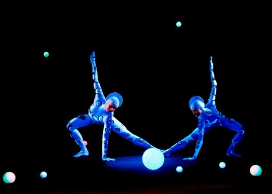 התיאטרון השחור מפראג - קרדיט צילום Vítězslav Bulant and Linda Čihařová_