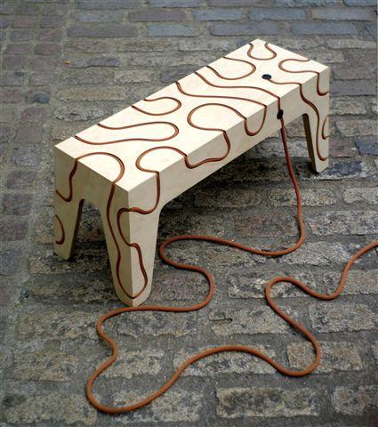 Y R Rope bench 2