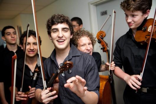 הפילהרמונית הצעירה- יעל אילן (2)