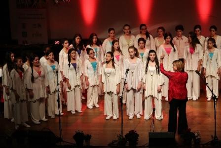 מקהלת מורן- קרדיט יחצ