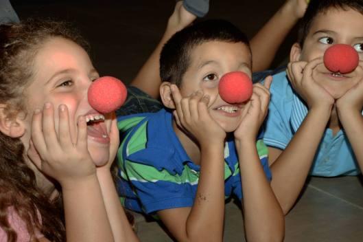 מה זה מצחיק  בגובה העיניים  מוזיאון הילדים  צילום טל קירשנבאום