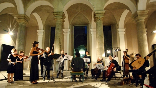 Concerto de' Cavalieri 8 -alta ris