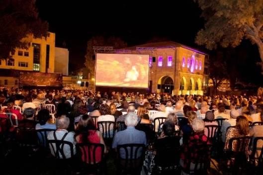 AppleMark הקרנות - פסטיבל האופרה במצדה 2015 צילום יחצ