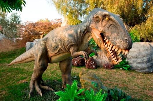 תערוכת ממלכת הדינוזאורים צילום תמונה עודד אנטם מאושר לשימוש (1) מוקטן