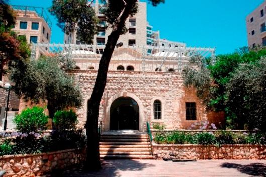 בית טיכו. מבט מבחוץ. קרדיט עדי שולמן. מזויאון ישראל ירושלים