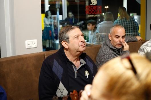 בורגר סאלון ראשלצ- צילום נטע כהן