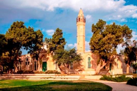 מוזאון לתרבות האסלאם ועמי המזרח בבאר שבע. צילום עמית גירון