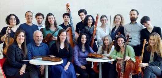 תזמורת הבארוק- קרדיט יוסי צבקר