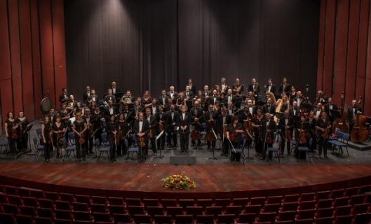 צילום אילן ספירא. התזמורת הסימפונית הישראלית ראשון לציון